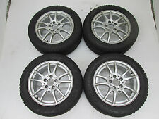 Radsatz Alu Felgen Reifen 6,5Jx16 ET49 205/55 R16 91H  Dunlop SP Winter Sport 40
