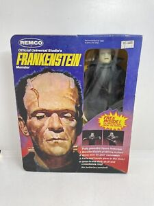 Frankenstein Remco 1980 Universal Monsters Vintage w/ Box - SEALED