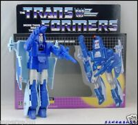 Transformers DECEPTION TF G1 Reissue SCOURGE MISB Box Set