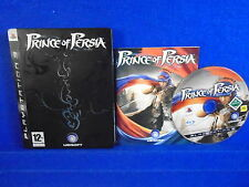 ps3 PRINCE OF PERSIA Collectors Steelbook Edition Playstation PAL UK Version