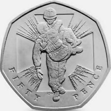 Collectors 2006 150th Anniversary Of The Victoria Cross 50 Pence Coin