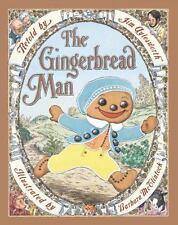 The Gingerbread Man Aylesworth, Jim Board book