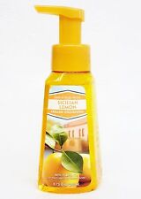 1 Bath & Body Works SICILIAN LEMON Antibacterial Gentle Foaming Hand Soap