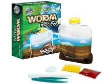 Brand New Wild Science Worm Farm Kit Educational earthworms Explore