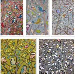 Edinburgh Weavers TWEETY Birds Cotton Fabric for Upholstery/Curtains/Crafts