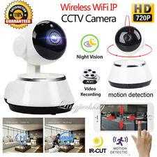 Camera Hd Wifi Ip Wireless 720p Security Night Vision Ir Network Cctv Home 1080p