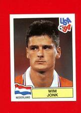 WC USA '94 Panini 1994 - Figurina-Sticker n. 425 - WIM JONK - NEDERLAND -New