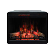 Lovely Classic Flame 33u2033 3D Electric Fireplace Insert #33II042FG