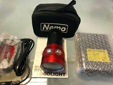 Nemo Max Planck 6000 Diving Floodlight