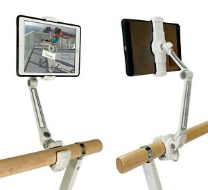 Booty Kicker Tablet/Phone holder for home exercise barres