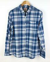 LEVI'S STRAUSS & CO Men Check Casual Shirt Size XL ADZ36