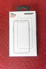 Verizon iPhone X Glass Screen Protector New