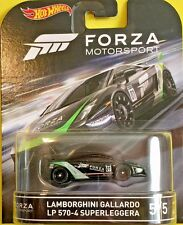 Hot Wheels 2016 Retro Ent Forza Motorsport 5/5 LAMBORGHINI GALLARDO SUPERLEGGERA