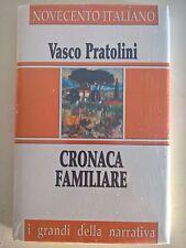 VASCO PRATOLINI - CRONACA FAMILIARE - NOVECENTO ITALIANO N.9 -FAMIGLIA CRISTIANA