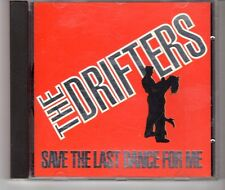 (HG719) The Drifters, Save The Last Dance For Me - 1993 CD
