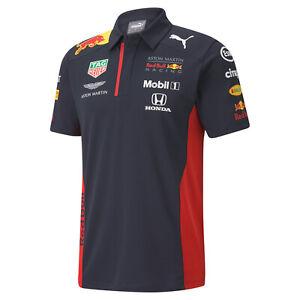 Aston Martin Red Bull Racing – Formel 1 Teamline Polo 2020 von Puma