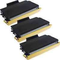 3pk TN580 TN-580 Toner Cartridge For Brother MFC-8460N MFC-8470DN MFC-8660DN