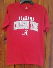 Alabama Crimson Tide logo Fanatics T-shirt Sz. M