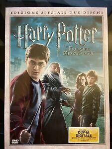 HARRY POTTER E IL PRINCIPE MEZZOSANGUE  SE   2 DVD+COPI