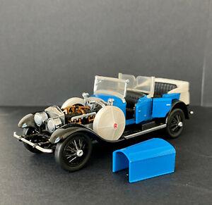 Franklin Mint 1922 Rolls Royce Silver Shadow 1:43 MIB