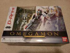 D-Arts Omegamon Omnimon Digimon Bandai Tamashii Nations Japan Figuarts Authentic