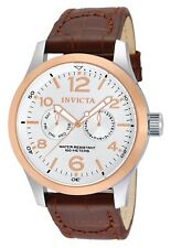 Invicta 13010 I-Force Men's 48mm Stainless Steel Rose Gold-Tone Watch