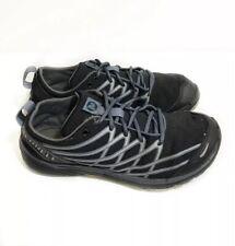 Merrell 7 Barefoot Trail Glove  Sneakers Black Silver Vibram Sole $100