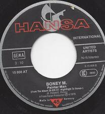 Boney M. 1978 :  Rasputin +  Painter Man ( Vinyl-Single )