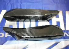 Yamaha R1 2009 09 RN22 YZF Carbon Auspuff Abdeckungen