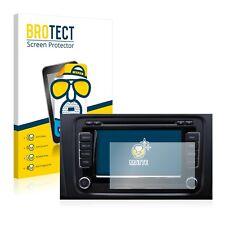 2x Displayschutzfolie Matt Volkswagen RNS-510 Navigationssystem Schutzfolie