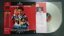 TANGO & CASH 1989 NJL-11591B Sylvester Stallone Laserdisc LD w/OBI wTracking No.