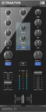 Native Instruments Traktor Kontrol Z1 USB DJ Controller Mixer For iPad & iPhone