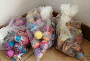 Vending machine egg shape capsules 50mm. Cars, Disney princess, trolls