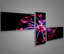 Quadri moderni astratti 180 x 70 stampe su tela canvas con telaio MIX-S_150