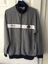 QPR PANEL TRACKIE JACKET SIZE MEDIUM