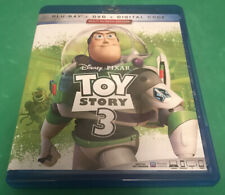 Toy Story 3 (Blu-ray/Dvd, 2019, 2-Disc Set, Includes Digital)