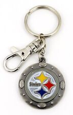 Pittsburgh Steelers Keychain Impact Lobster Claw Clasp USA SHIPPER