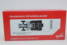 Herpa 084918  Fahrgestell MB  Actros Giga/Big/Stream   1:87 NEU in OVP