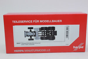 Herpa 084918 Chassis MB Actros Giga / Big / Stream 1:87 New Original Packaging