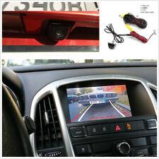 Car Intelligent Dynamic Trajectory Parking Reverse Backup Rear View Camera Black
