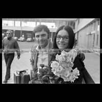 #phs.004773 Photo NANA MOUSKOURI & GEORGE PETSILAS (1969) Star