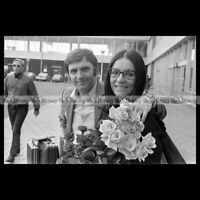 #phs.004773 Photo NANA MOUSKOURI & GEORGE PETSILAS (1969) Star