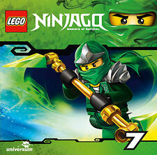 CD * LEGO NINJAGO : MEISTER DES SPINJITZU (CD 7) # NEU OVP §