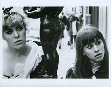 RITA TUSHINGHAM  LYM REDGRAVE SMASHING  TIME 1967 VINTAGE PHOTO ORIGINAL #1