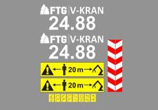 Sticker, aufkleber - VKRAN 24.88