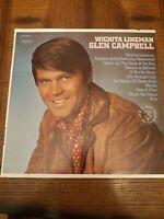 Glen Campbell - Wichita Lineman - LP