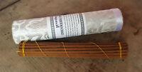 Chenrezig Tibetan Incense Stick packed in Brocade Tube- Handmade Incense NEPAL