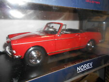 NV184779 by NOREV PEUGEOT 404 CABRIOLET OPEN 1967 1:18