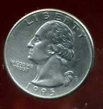 USA  quarter 25 cents 1995 D