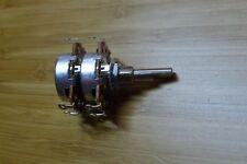 Dynaco SCA-50 Volume Cilindro Potenziometro Controllo Loudness Affusolato